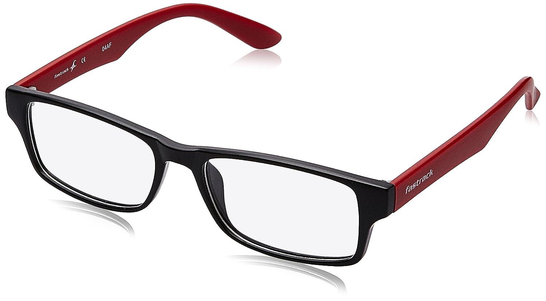 c158861c3c Fastrack Full Rim Rectangular Unisex Spectacle Frame - (FT1012B1A1 ...