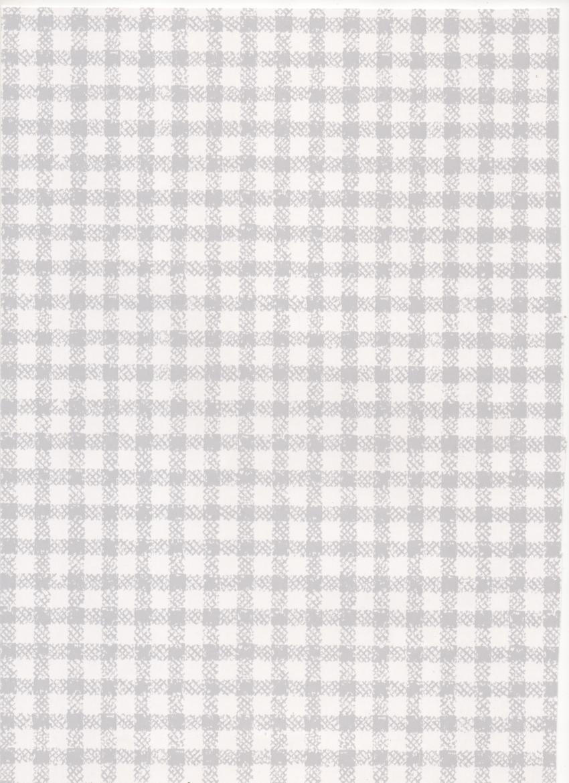 Papier Peint Vichy Gris 51851: Amazon.fr: Cuisine U0026 Maison