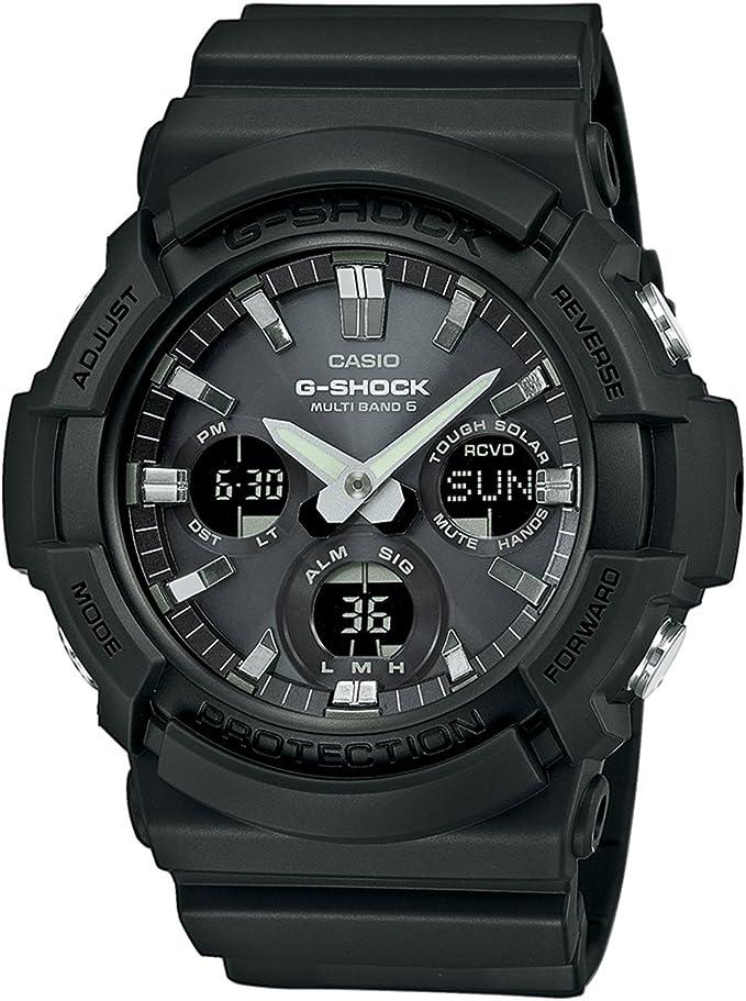 Casio G-SHOCK Reloj Analógico-Digital, Reloj radiocontrolado y ...