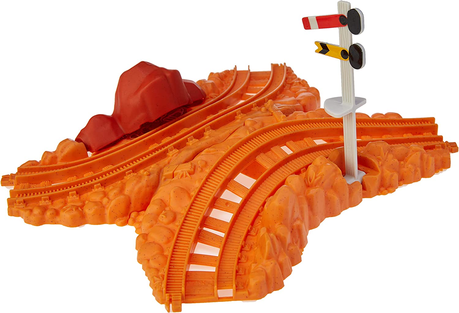 Fisher-Price Thomas & Friends TrackMaster, Head-To-Head Crossing Train