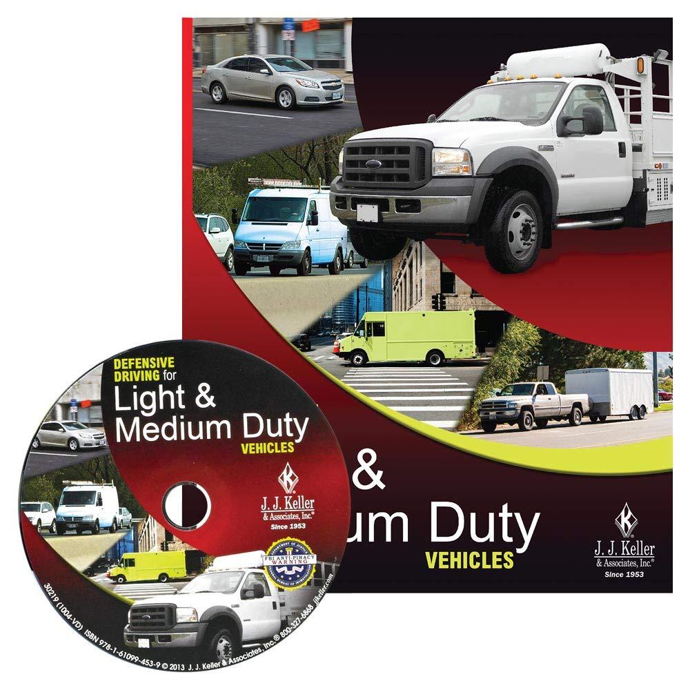 Defensive Driving for Light & Medium Duty Vehicles - DVD Training J. J. Keller & Associates by J. J. Keller & Associates, Inc. (Image #1)