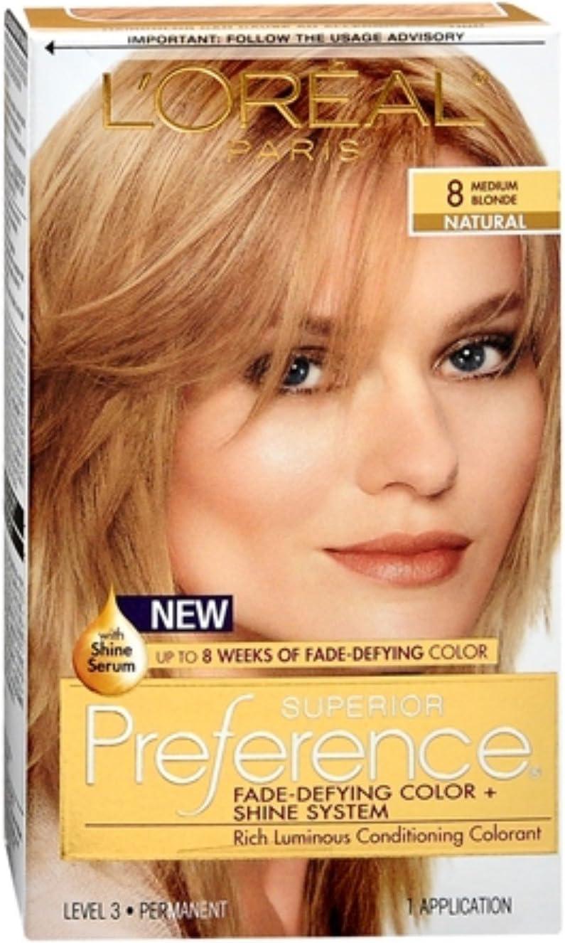 LOreal Preference Color #8 rubio natural (coloración del ...