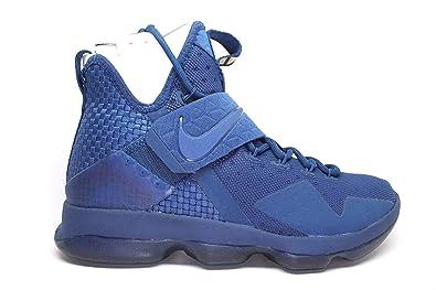 5337117d57b5 Nike Lebron 14 Lmtd - Men s Coastal Blue White Star Blue (14 ...
