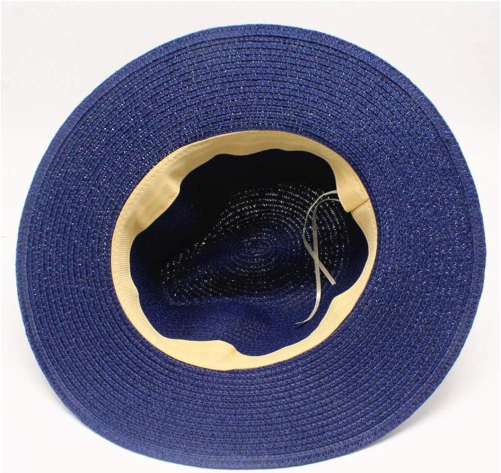 Meipa Time Fashion Women Shuck Flower Pearl Cap England Pearl Flower Beaded Flat Husk Hat Sun Hat Womens Beach Hat
