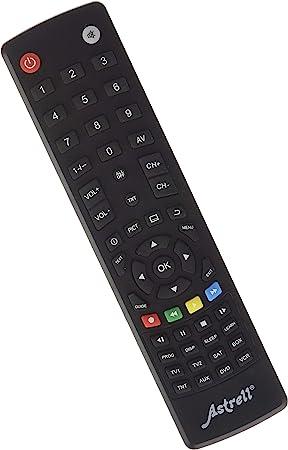 Astrell 11999 - Mando a distancia 8 en 1 (TV, TDT, SAT, DVD, VCD ...