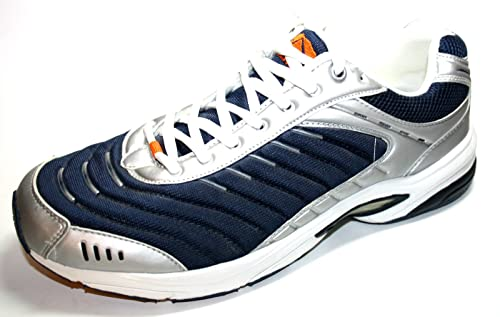 Karhu - Zapatillas para deportes de interior de Material Sintético para hombre, color azul, talla 41 EU: Amazon.es: Zapatos y complementos