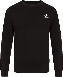4275b599926c8e Converse Men s Star Chevron Wordmark Long Sleeve Tee Sweatshirt ...