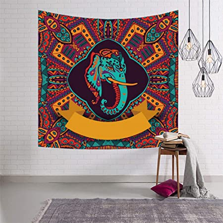 xkjymx Mesa India Decoración Boho Manta Yoga Wind Wall ...