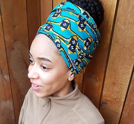 Headwrap / african print headwrap/ turban / Headtie / ankara headscarf / African headtie /