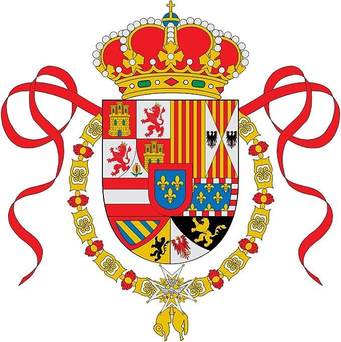 magFlags Bandera Large Pabellón de la Armada de España instaurada ...