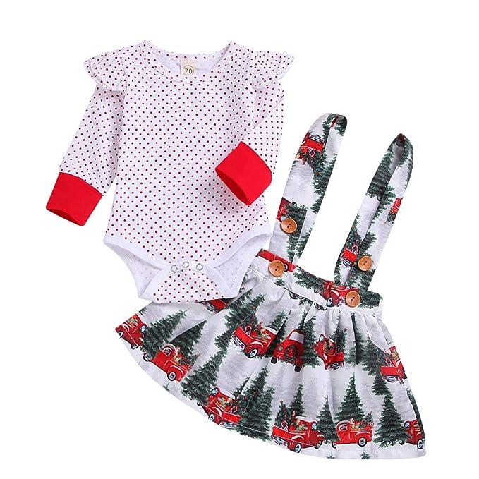 5abb58e63 Cinnamou Conjuntos Tops y Faldas para Niñas