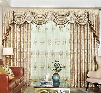 Farmhouse Style Cheap Curtains! DIY No Sew Curtains For $5 ...