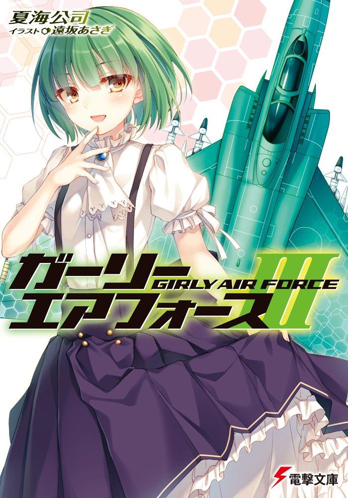 ガーリー・エアフォース (3) (電...