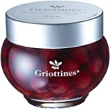 Griottines Morello Cherries in Liqueur and Kirsch Unique Recipe From France, 11.8 oz.