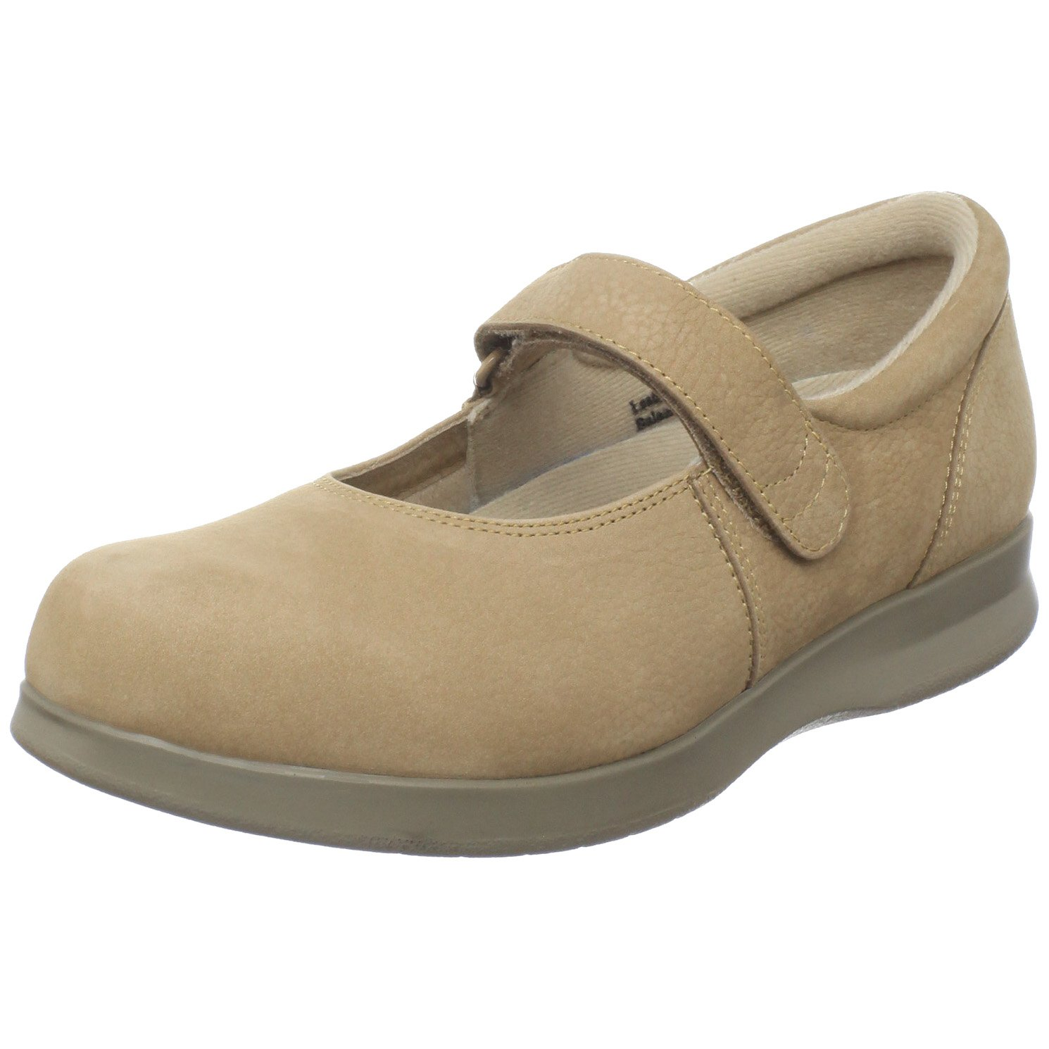 Drew Shoe Women's Bloom II B000KPI8WW 7.5 XW US|Taupe Nubuck
