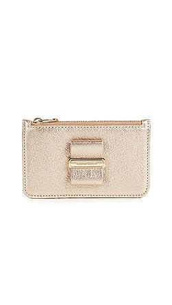 see by chloe womens rosita card holder pearl beige one size - Chloe Card Holder