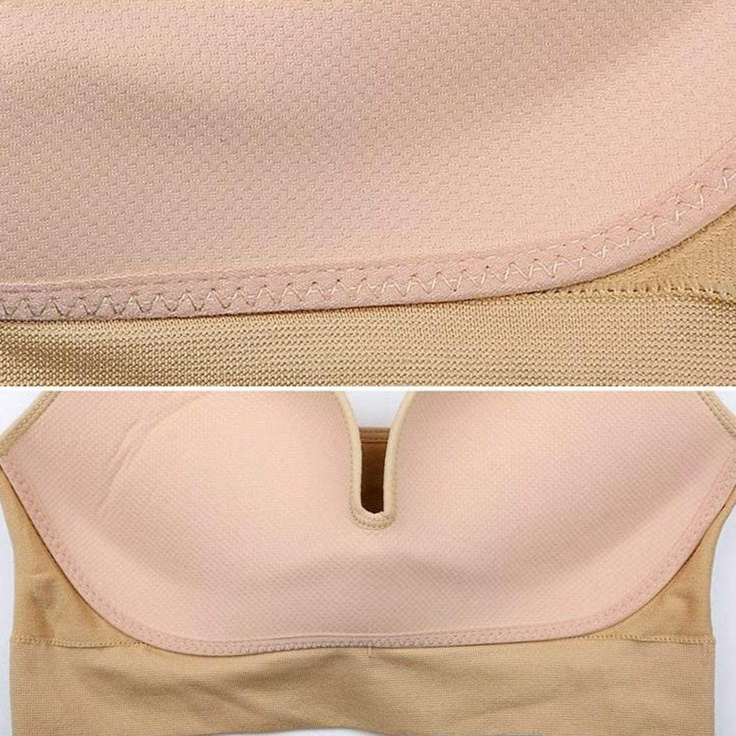 ROCONAT Soutien-Gorge de Yoga pour Femmes Casual Comfort Crop Top Stretch Soutiens-Gorge de Sport