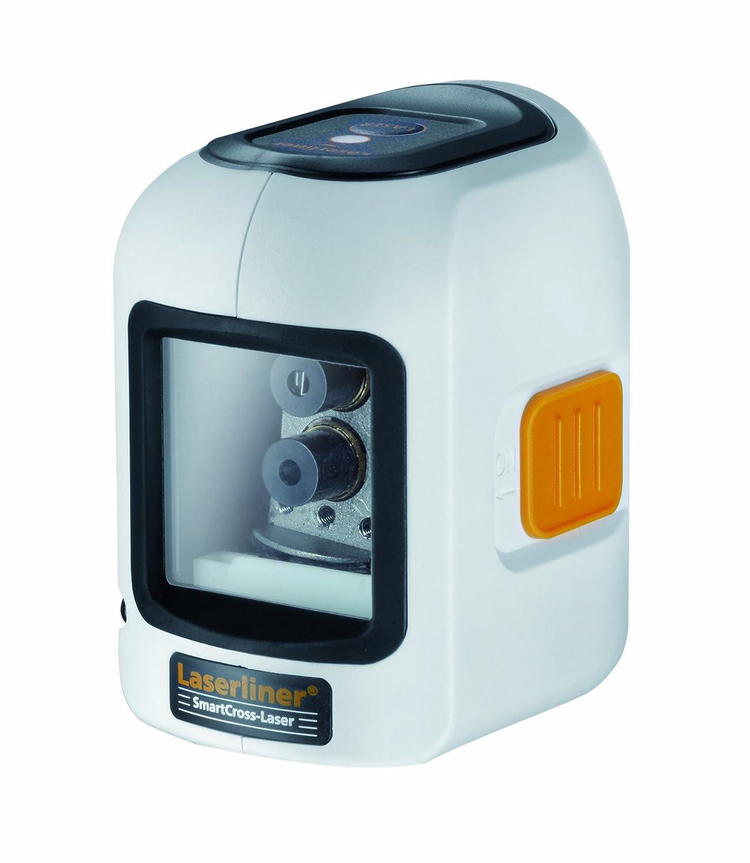 Laserliner 081.115A Smart Cross-Laser - Medidor láser en cruz: Amazon.es: Industria, empresas y ciencia