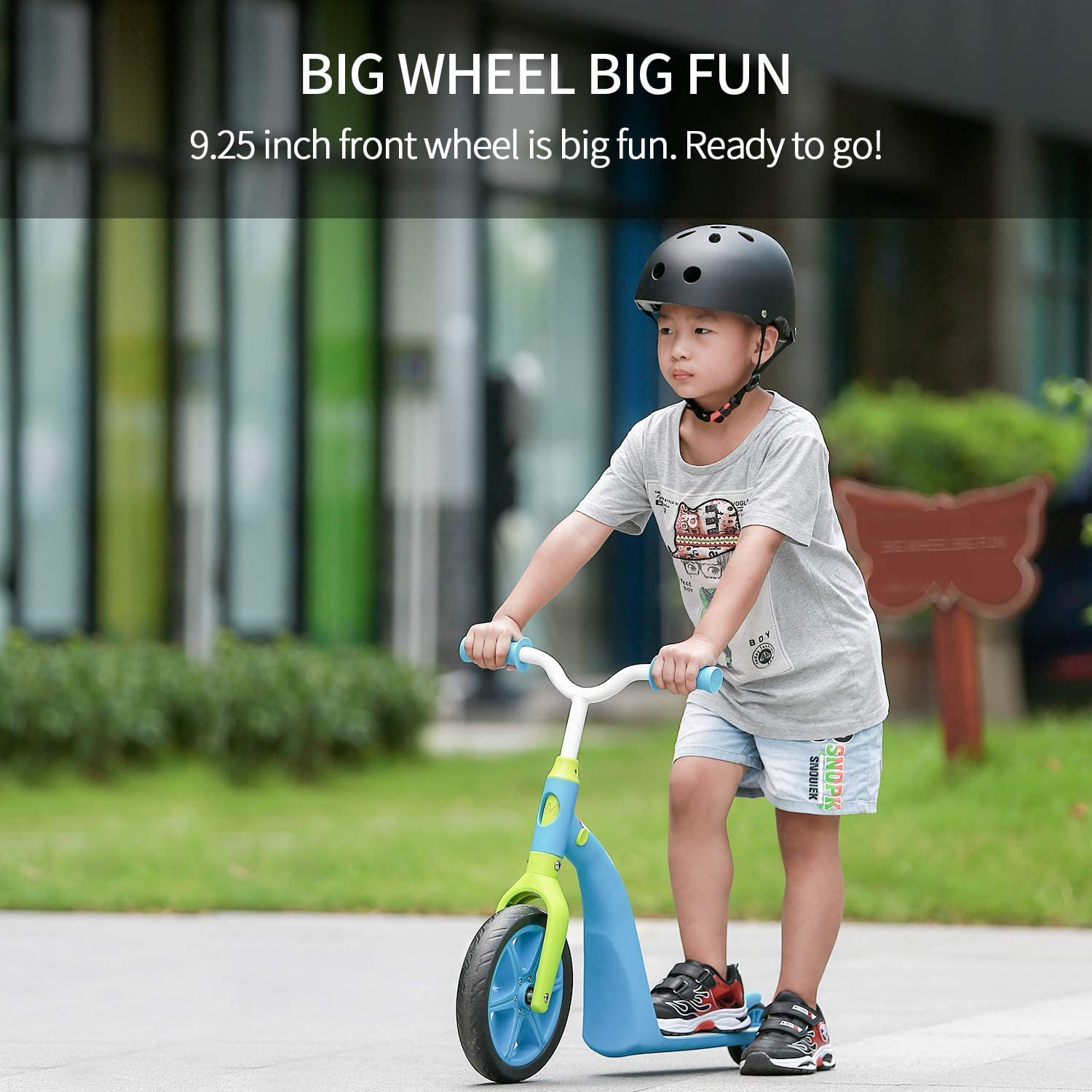 Height Adjustable for Kids /& Toddlers Girls or Boys MACWHEEL 2-in-1 Kick Scooter with Folding//Removable Seat MK1 Three-Wheeled Scooters with LED Light Up Wheels