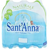 Sant'Anna Acqua Naturale 0.5L (Confezione da 6)