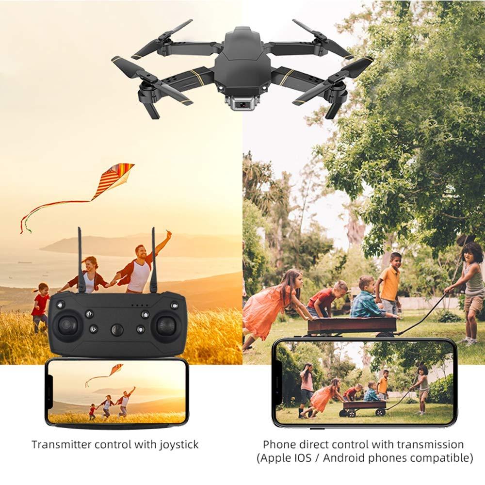 Drone con cámara 1080P 4K HD Quadcopter, retención de altitud ...