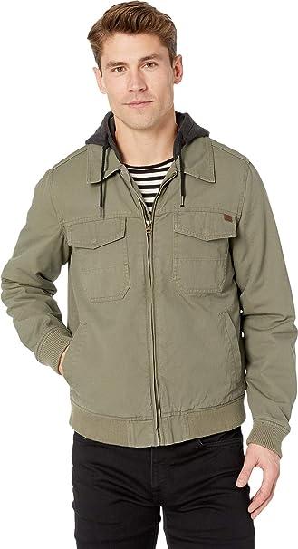 afdea3607 Billabong Men's Barlow Twill Jacket: Amazon.ca: Clothing & Accessories