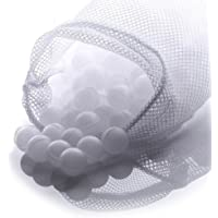 250-Piece NutriChef PKSOUSBL250 Premium Sous Vide Balls (White)