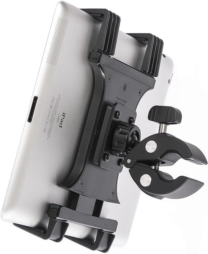 TackFORM - Soporte universal para tablet compatible con bicicletas de papelería, cinta de cortar, elíptica, spin, soporte