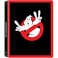 Ghostbusters/Ghostbusters II 35th Anniversary Limited Edition Steelbook [Blu-ray]
