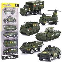 Dreamon Vehículo Militar Mini Modelo Construcción Vehículo