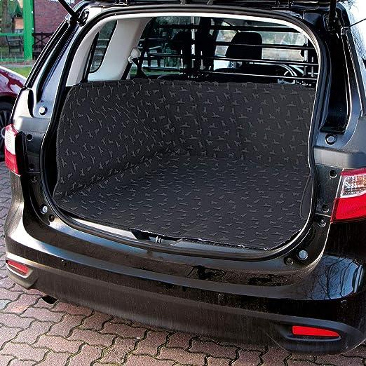 Schecker Pico Bello Comfort Schutzdecke Für Den Kombi Kofferraum 110 X 110 X 45 Cm Haustier
