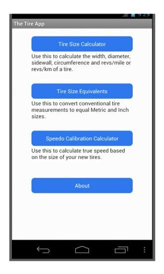 Useful carid visual tool tire size calculator hyundai forums.