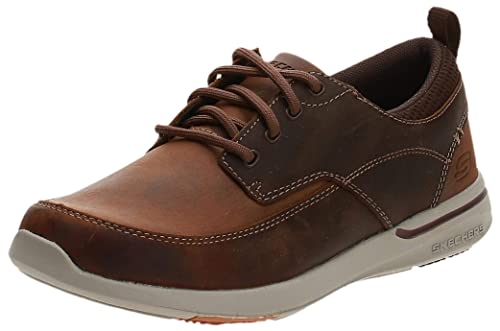 Elent-Leven Leather Sneakers
