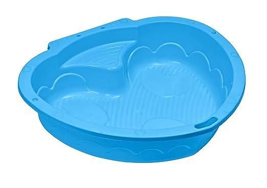 26 opinioni per New Plast SB1348- Sabbiera Piscinetta in Plastica Heart, Colori Assortiti