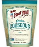 Bobs Red Mill Golden Couscous, 24 oz.