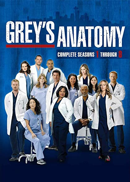Amazon.com: Greys Anatomy TV Show Fabric Cloth Rolled Wall Poster ...