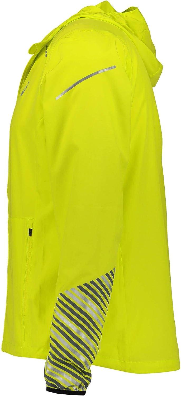 ASICS Lite Show 2 Jacket Sour Yuzu: Amazon.it: Sport e tempo