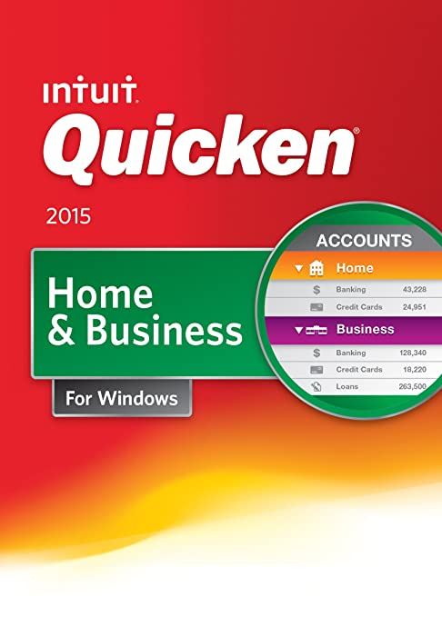 Amazon.com: Quicken Home & Business Personal Finance & Budgeting ...