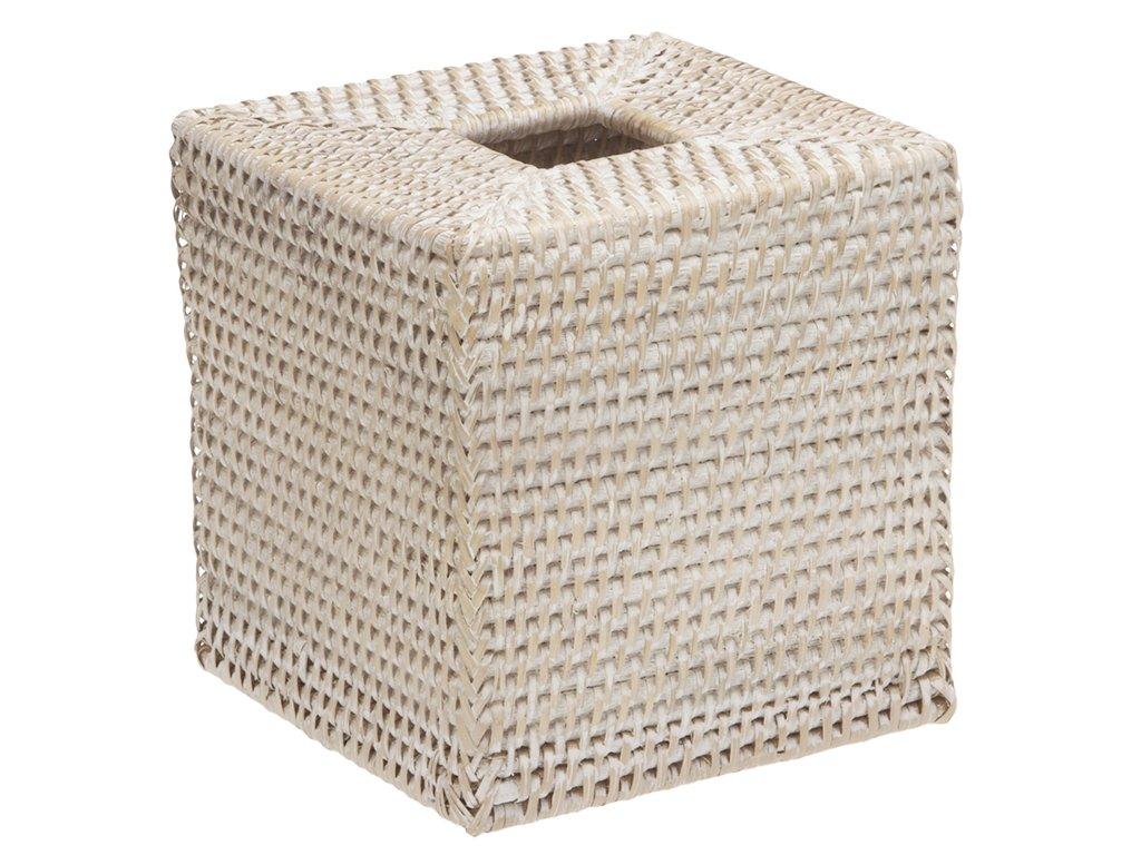Amazon.com: KOUBOO 1030036 Square Rattan Tissue Box Cover, 5\