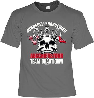 Junggesellenabschied Jga Manner T Shirt Fur Gruppe Team Lustig