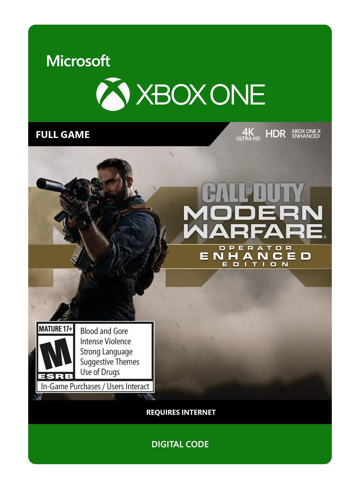 Call of Duty: Modern Warfare Battle Pass Edition - [Xbox One Digital Code]
