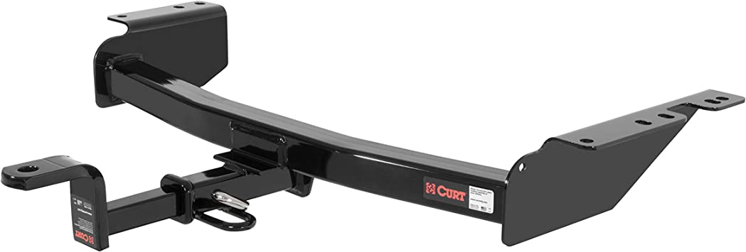 CURT 122443 Class 2 Trailer Hitch with Ball Mount 1-1//4-Inch Receiver Select Buick Pontiac Vehicles Oldsmobile Chevrolet