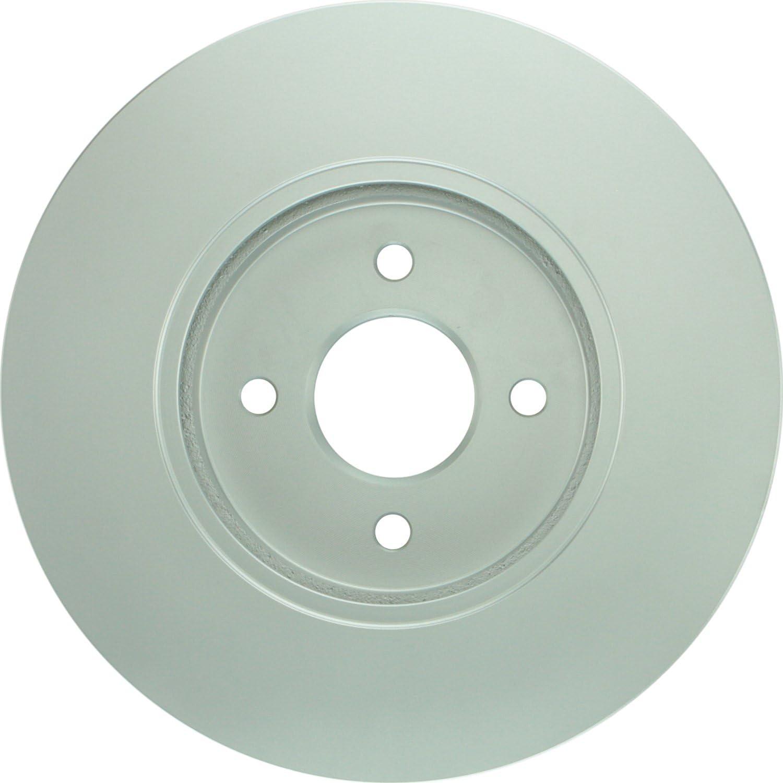 Front Bosch 20010442 QuietCast Premium Disc Brake Rotor