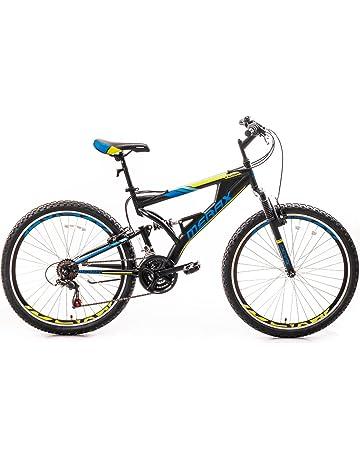 Merax Falcon Full Suspension Mountain Bike Aluminum Frame 21-Speed 26-inch  Bicycle 34ba7ead4