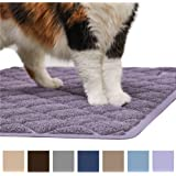 Gorilla Grip Original Premium Durable Cat Litter Mat, XL Jumbo, No Phthalate, Water Resistant, Traps Litter from Box and Cats, Scatter Control, Soft on Kitty Paws, Easy Clean