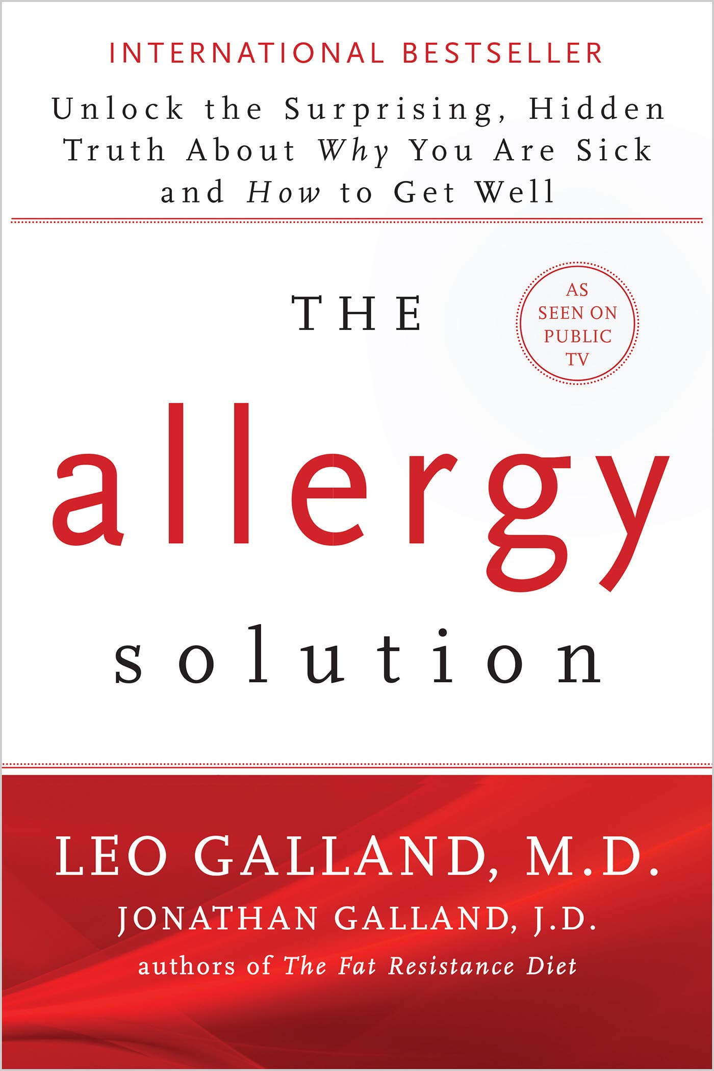 The Allergy Solution  English Edition