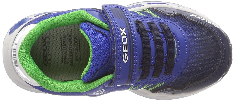Geox Boy's J Shuttle BOY Sneakers J8294B014BUC4226