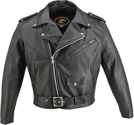 Amazon.com: Chaqueta básica para motocicleta para hombre ...