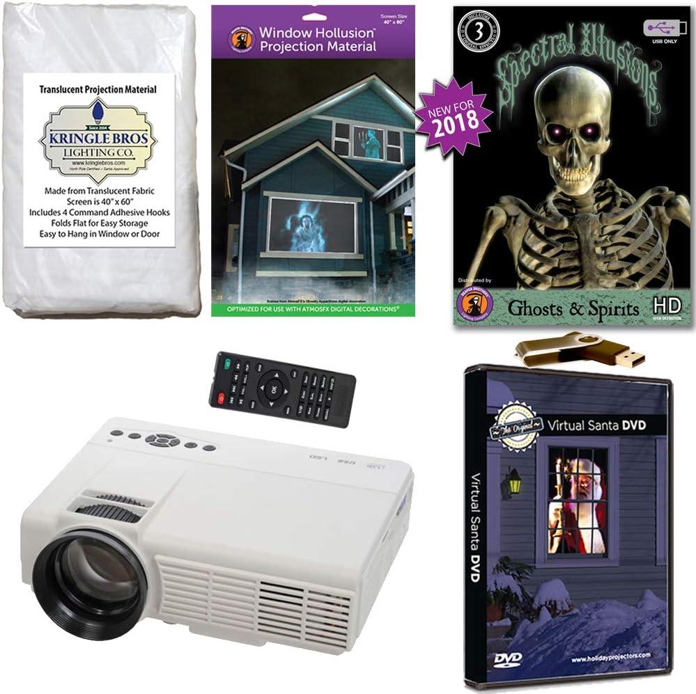 Navidad y Halloween Digital decoración kit incluye resolución de ...