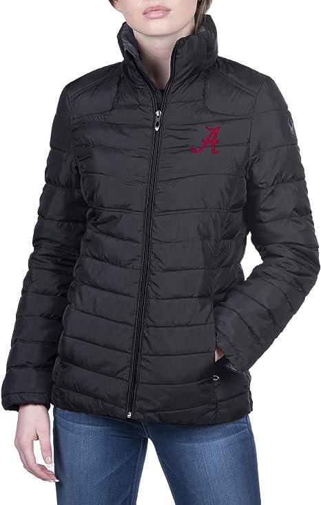 Spyder Womens Full Zip Supreme Gameday Puffer Jacket